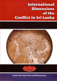 International Dimensions of the Conflict in Sri Lanka
