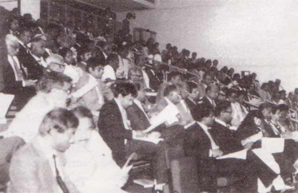 World Federation of Tamils Conference, London 1988