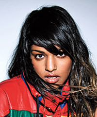 M.I.A. in Time 100 -  2009
