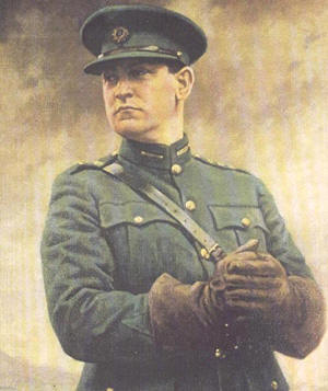 Michael Collins - Commander iRA