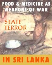 Tamil Child in the Vanni