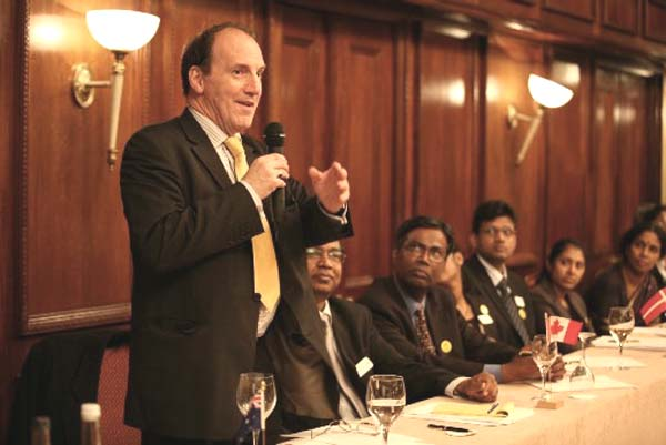 World Tamils Forum London Conference - Simon Hughes MP