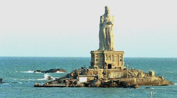 Thiruvalluvar, Kanyakuamari