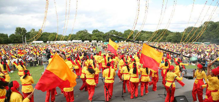 Pongu Tamil Rally - London 2008