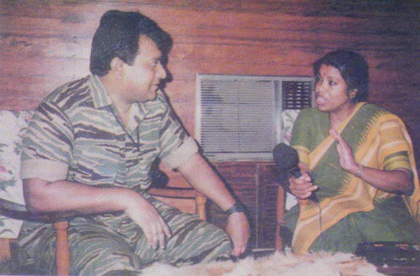 Prabhakaran - BBC Interview